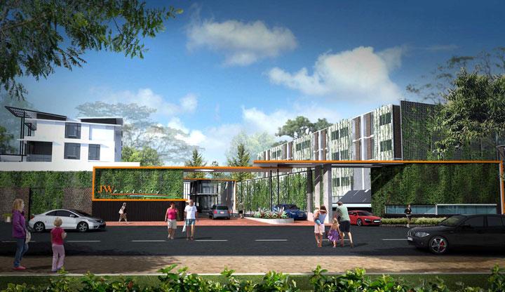 Parcel 2a Acacia Apartments Jelang Wangsa Sdn Bhd